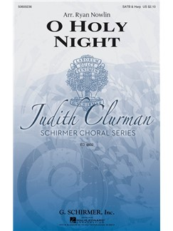Arr. Ryan Nowlin: O Holy Night Books | Harp
