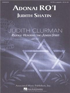 Judith Shatin: Adonai Ro'i Books | Choral, SATB