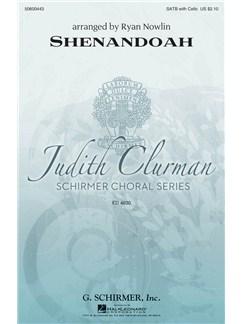 Arr. Ryan Nowlin: Shenandoah Books | SATB