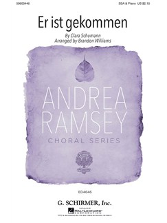 Clara Schumann: Er Ist Gekommen Books | SSA, Piano Accompaniment