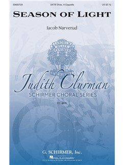Jacob Narverud: Seasons Of Light Books | SATB