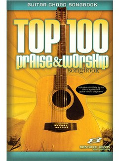 Top 100 Praise And Worship Songbook For Easy Guitar Books | Guitar