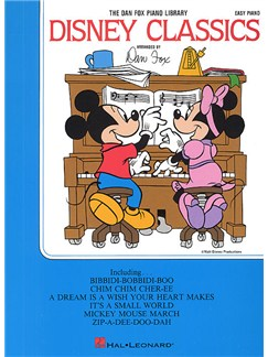 Disney Classics Books | Piano and Voice, with Guitar chord symbols