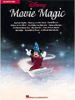 Disney Movie Magic: Big-note Piano Books | Piano, Voice & Guitar