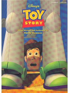 Toy Story - Vocal Selections Books | Piano and Voice, with Guitar chord boxes