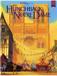 The Hunchback Of Notre Dame: Easy Piano Books | Piano, Voice & Guitar