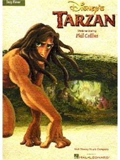 Phil Collins: Disney's Tarzan - Easy Piano Libro | Piano