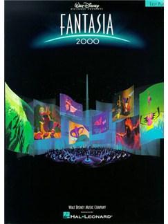 Disney Fantasia 2000 For Easy Piano Books   Easy Piano