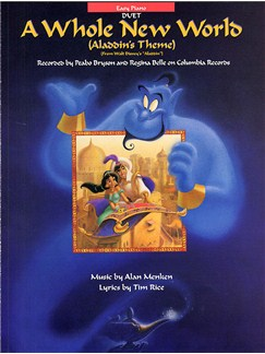 a whole new world piano sheet music pdf easy
