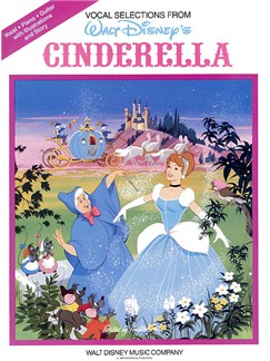 Cinderella - Vocal Selections Books | Piano and Voice, with Guitar chord boxes
