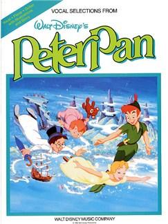 Peter Pan - Vocal Selections Livre | Piano, Chant et Guitare (Boîtes d'Accord)