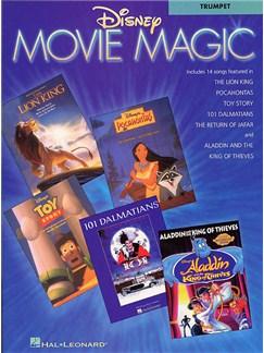 Disney Movie Magic Instrumental Solo Trumpet Books | Trumpet