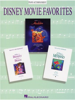 Disney Movie Favorites Instrumental Solo Piano Accompaniment Books | Brass Instruments, Piano