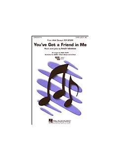 Randy Newman: You've Got A Friend In Me - Show Trax CD CDs | Choral