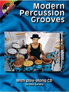 Modern Percussion Grooves Books and CDs | Latin Percussion