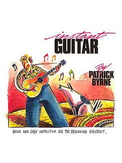 Patrick Byrne: Instant Guitar Books   Guitar, with chord symbols