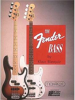 Klaus Blasquiz: The Fender Bass Books |