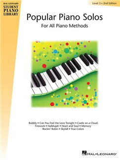 Hal Leonard Student Piano Library: Popular Piano Solos Level 3 Books | Piano