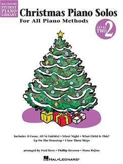 Hal Leonard Student Piano Library: Christmas Piano Solos Level 2 Books   Piano
