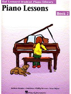 Hal Leonard Student Piano Library: Piano Lessons Book 2 Books | Piano
