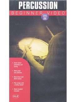 Percussion Beginner Video Level One DVDs / Videos | Percussion