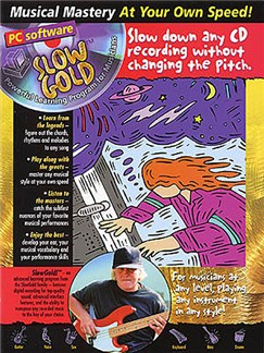 Slow Gold! Musical Mastery At Your Own Speed! Books and CD-Roms / DVD-Roms | All Instruments