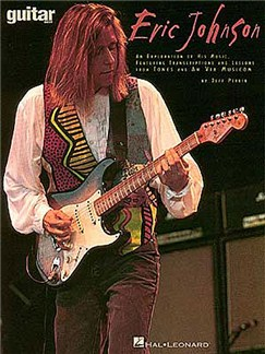 Eric Johnson: Guitar School Books | Guitar Tab, with chord symbols