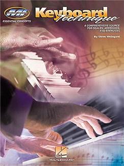 Steve Weingard: Keyboard Technique Books | Keyboard