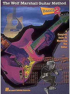 The Wolf Marshall Guitar Method Basics 2 Books | Guitar Tab, with chord symbols