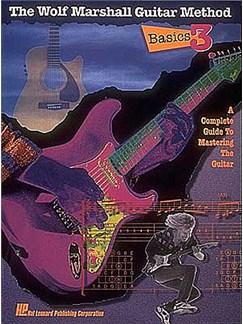 The Wolf Marshall Guitar Method - Basics Three Books   Guitar Tab, with chord symbols