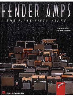 Fender Amps: The First Fifty Years Books | Guitar
