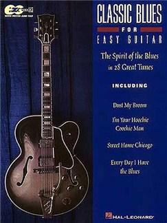 Classic Blues For Easy Guitar Books | Guitar