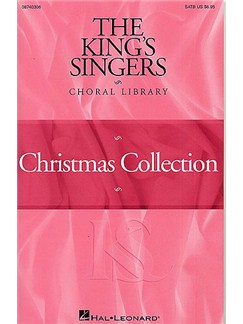 The King's Singers Choral Library Christmas Collection Books | SATB