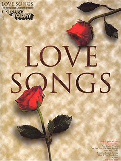 E-Z Play Today 1: Love Songs Books | Melody Line, Lyrics & Chords