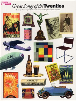 E-Z Play Today 6: Great Songs Of The Twenties Books   Melody Line, Lyrics & Chords