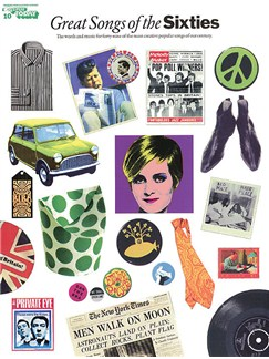 E-Z Play Today 10: Great Songs Of The Sixties Books | Melody Line, Lyrics & Chords