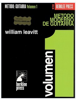 Modern Method For Guitar (Spanish Edition) - Volume 1 Books | Guitar, with chord symbols