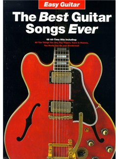 The Best Guitar Songs Ever Books | Guitar Tab, with chord symbols