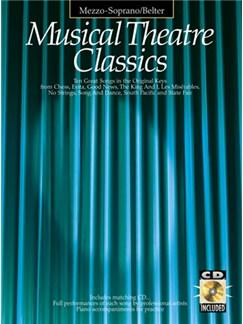 Musical Theatre Classics Mezzo-Soprano Books and CDs | Mezzo-Soprano