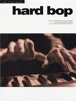 Jazz Piano Solos: Hard Bop Books | Piano
