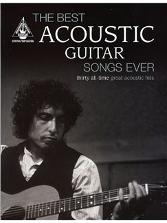The Best Acoustic Guitar Songs Ever Books | Guitar