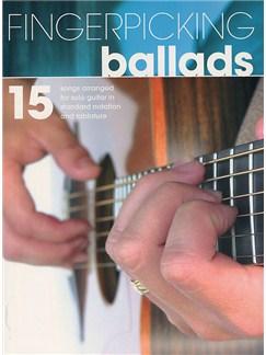 Fingerpicking Ballads Books | Guitar Tab