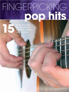 Fingerpicking Pop Hits Books | Guitar Tab, Voice