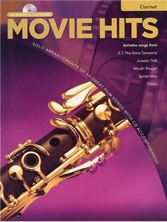 Movie Hits Instrumental Playalong: Clarinet Books and CDs | Clarinet