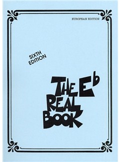 The Real Book - Sixth Edition (E Flat Instruments) Books | E Flat Instruments