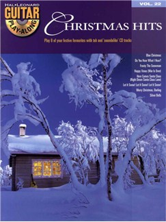 Hal Leonard Guitar Play Along: Christmas Hits - Vol.22 Books and CDs | Guitar Tab