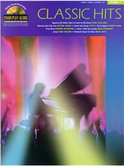 Piano Play-Along Volume 14: Classic Hits (Book And CD) Books and CDs   Piano
