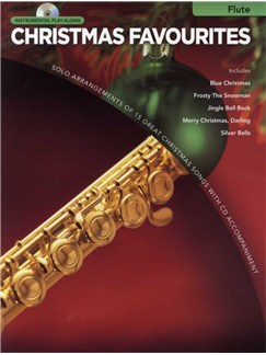 Instrumental Play-Along: Christmas Favourites (Flute) Books and CDs | Flute