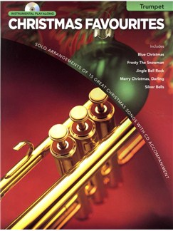 Instrumental Play-Along: Christmas Favourites (Trumpet) Books and CDs | Trumpet