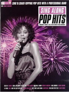 Sing Along Pop Hits - For Female Singers Books and CDs | Female Voice